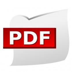 התקנת רכיב הדפסה PDF